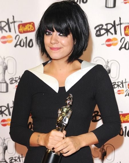 Lily Allen says her BRIT means absolutely nothing to her