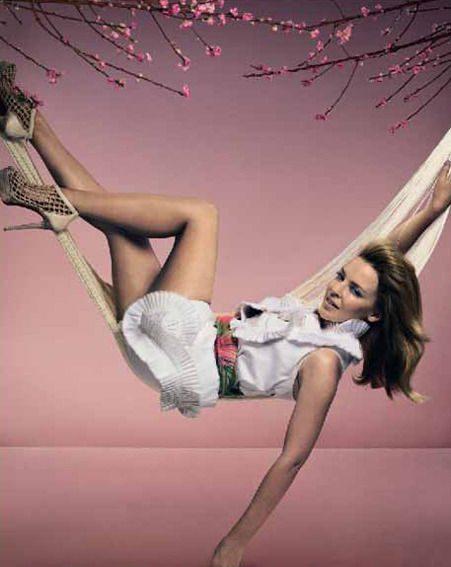 Kylie Minogue: 'I LOVE Pineapple Dance Studios