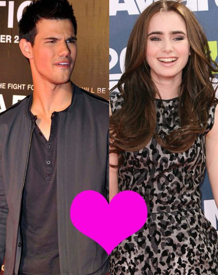 taylor lautner and lily collins dating Taylor lautner and lily collins' relationship has been confirmedthe 'abduction' co-stars - who have been romantically linked since they began filming the movie earlier this year - are the epitome .