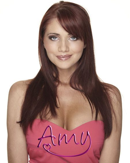 Read Amy Childs' column ONLY in new! magazine