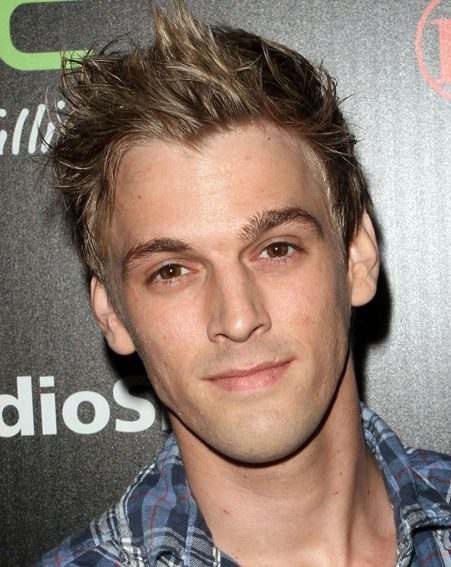 Aaron Carter has been lined up to appear on I'm A Celebrity