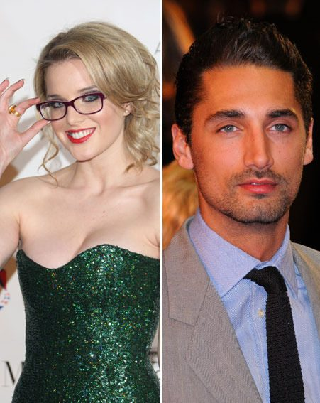 Helen Flanagan and Made In Chelsea's Hugo Taylor are in the I'm A Celebrity line-up