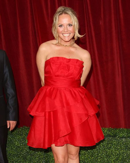 EastEnders star Charlie Brooks will appear I'm A Celebrity...Get Me Out Of Here! 2012