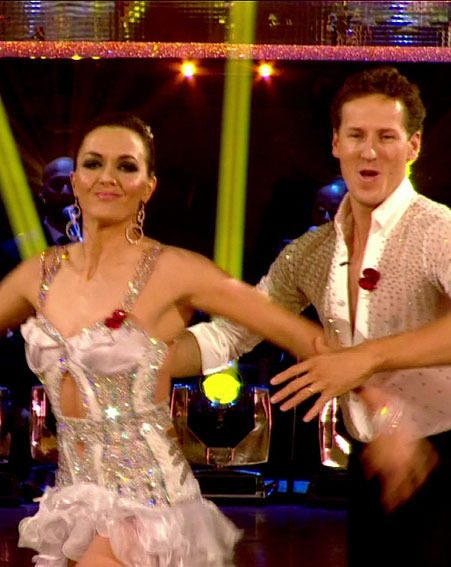 Victoria Pendleton has lost weight since dancing on Strictly with Brendan Cole