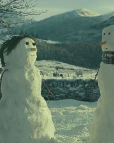 John Lewis unveiled their 2012 Christmas advert today