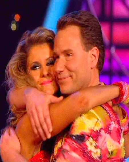 Daybreak's Richard Arnold was voted off Strictly Come Dancing last night