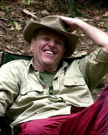 Brian Conley has left the I'm A Celebrity jungle due to a mystery illness