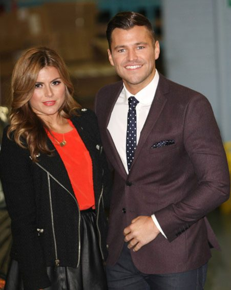 Take Me Out: The Gossip co-hosts Mark Wright and Zoe Hardman have amazing chemistry