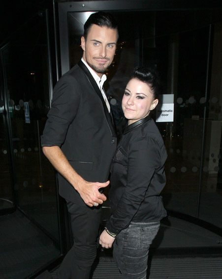 The X Factor's Lucy Spraggan and Rylan Clark have become very good friends