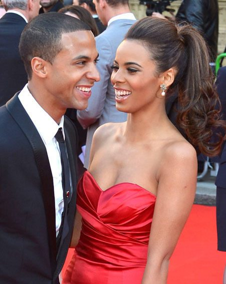 Rochelle Wiseman and Marvin Humes have announced they're expecting their first child