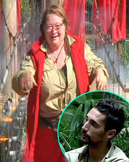 Rosemary Shrager had a love/hate relationship with Made In Chelsea's Hugo Taylor