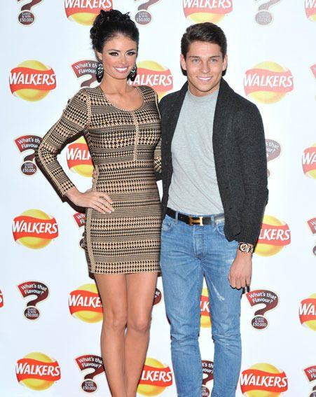 Chloe Sims and her cousin Joey Essex have always been very close