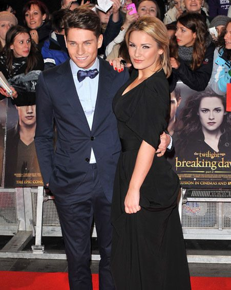 TOWIE couple Joey Essex and Sam Faiers have recently moved in together