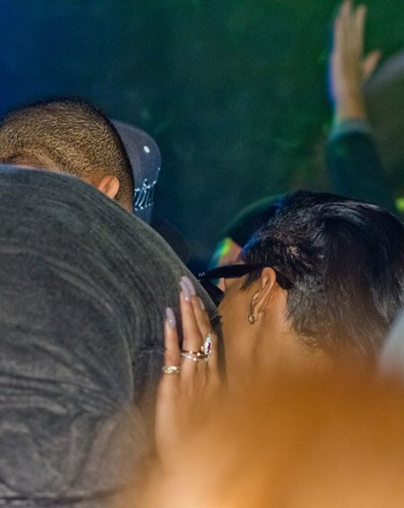 Rihanna and Chris Brown have recently been spotted clubbing together