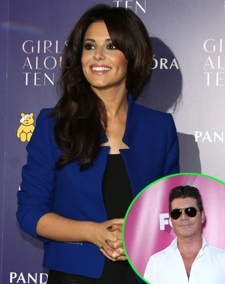 Simon Cowell reportedly wants Cheryl Cole to return to The X Factor