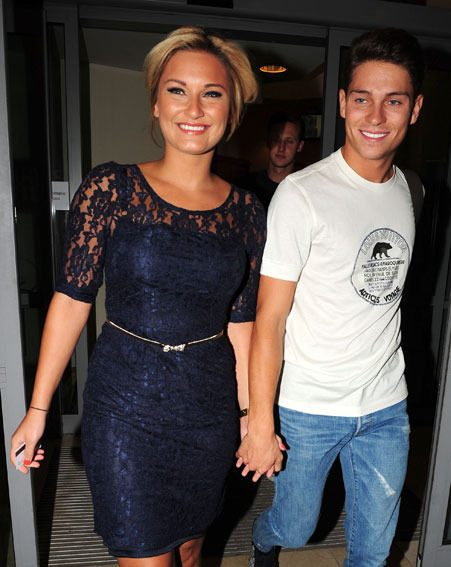 Sam Faiers and Joey Essex could get engaged next year