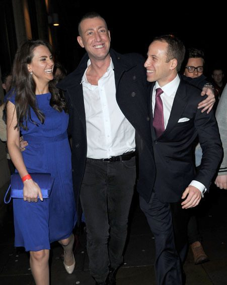 Christopher Maloney celebrated in Manchester after The X Factor final