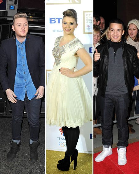 James Arthur, Ella Henderson and Jahmene Douglas have shown their support for Kye Sones