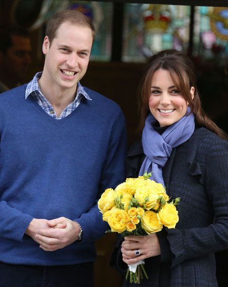 Kate Middleton and Prince William announced their Royal baby news earlier this month