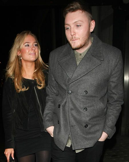James Arthur and Made In Chelsea's Kimberley Garner sparked romance rumours last night