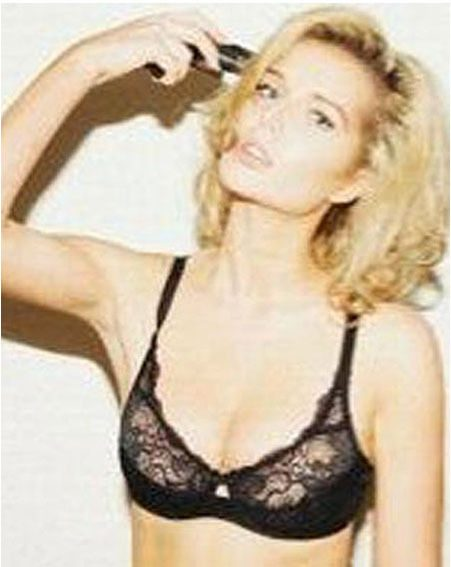 Helen Flanagan has been labelled as 'brainless' by The Sun for uploading this image