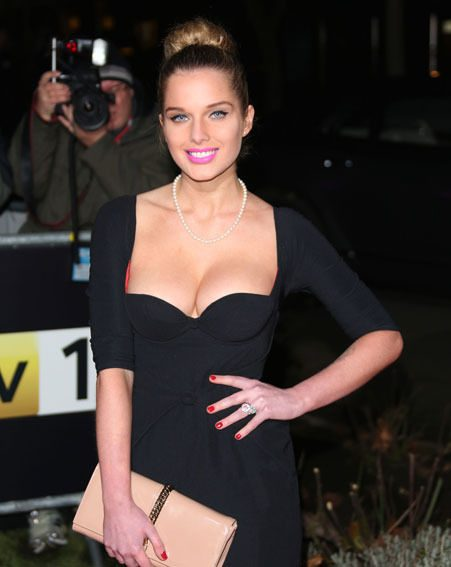 Helen Flanagan has received a stream of support on Twitter