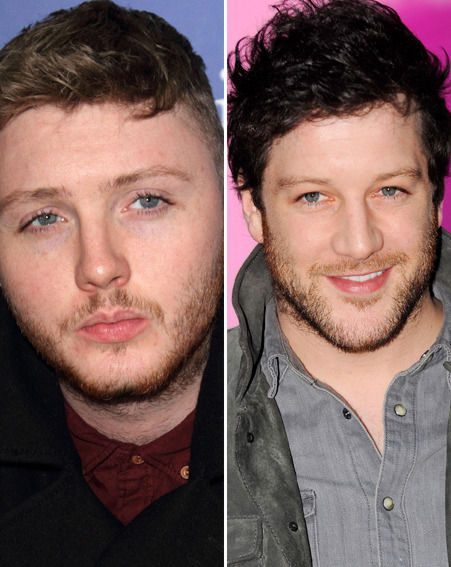 James Arthur and Matt Cardle have continued their growing feud on Twitter