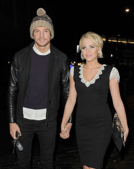 Lydia Bright's boyfriend Tom Kilbey announced he was leaving TOWIE last month