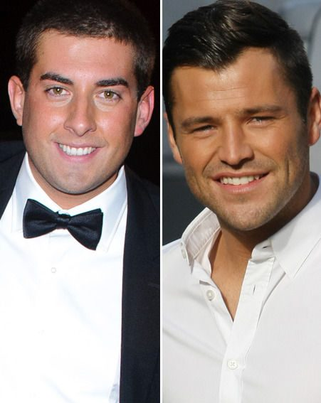 James Argent revealed on Twitter that he had an argument with Mark Wright during a night out