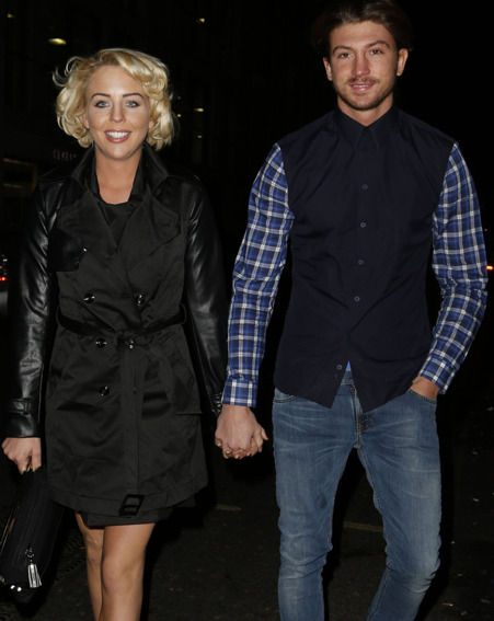Lydia Bright came on to Twitter to stop the rumours about her being pregnant getting out of hand