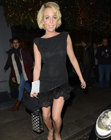 Lydia Bright has the best figure out of the TOWIE crew, according to Lucy Mecklenburgh