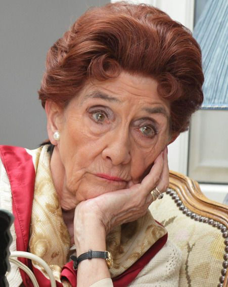 Dot Cotton may be leaving EastEnders for good