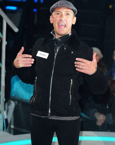 Frankie Dettori is the first Celebrity Big Brother 2013 contestant up for eviction