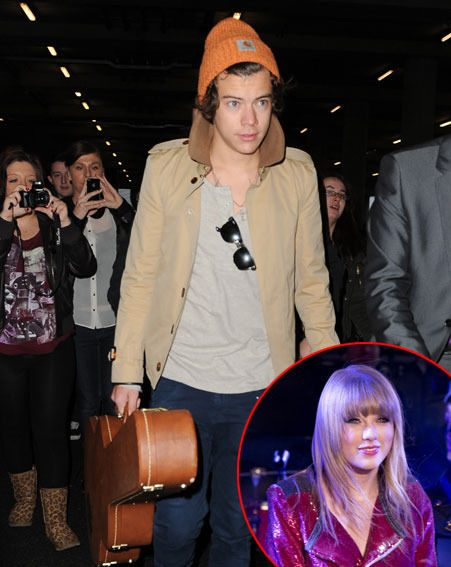 Harry Styles and Taylor Swift have allegedly split after one month together