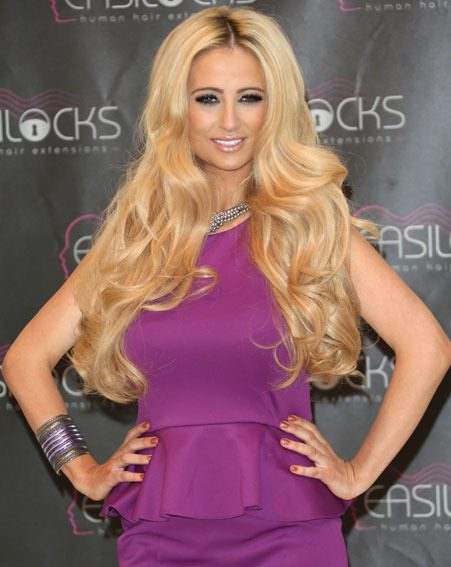 Chantelle Houghton has decided to move on from her ex husband Alex Reid