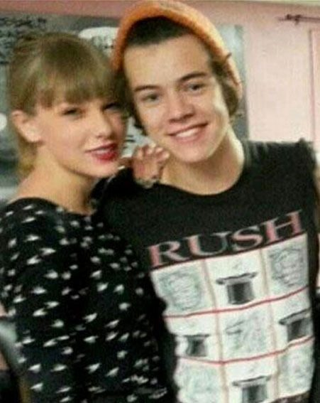 Harry Styles and Taylor Swift ended their whirlwind romance after a series of rows