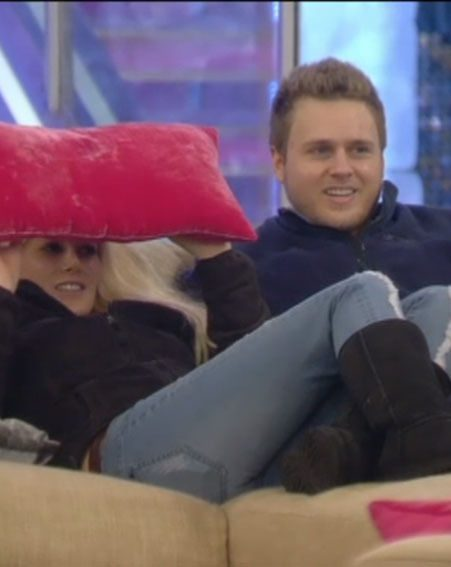 Heidi and Spencer Pratt discussed which celebs they'd rather be in the CBB house with