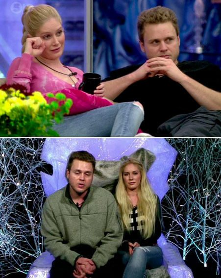 Heidi and Spencer Pratt would rather be in the CBB house with Britney Spears and Kate Middleton