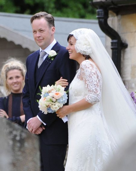 Lily Allen and Sam Cooper tied the knot in June 2011