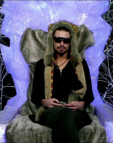 Chantelle Houghton has warmed to Rylan Clark during his time in the Celebrity Big Brother house