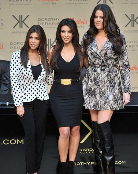 Kim Kardashian, Khloe and Kourtney as they are today