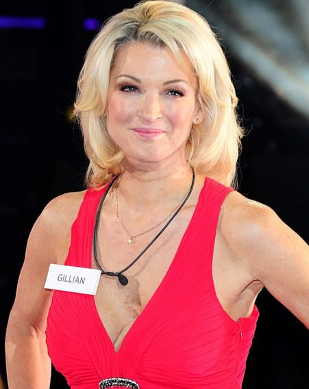 Gillian Taylforth was booted out of the Celebrity Big Brother 2013 house