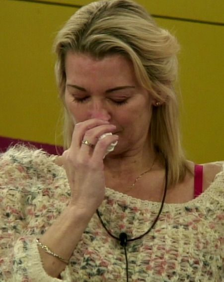 Gillian Taylforth said she 'obviously wasn't popular' among CBB fans after being evicted