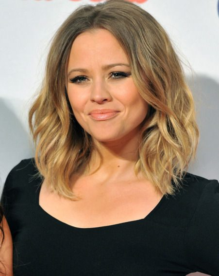 Girls Aloud star Kimberley Walsh also talked about whether she would marry her long-term boyfriend