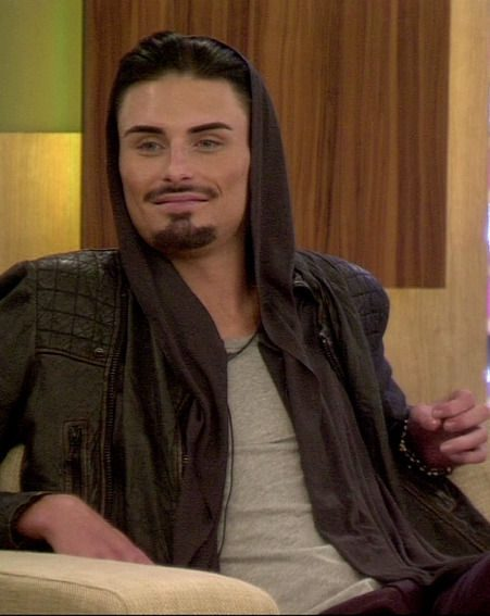 Rylan Clark has been enjoying his time in the Celebrity Big Brother house