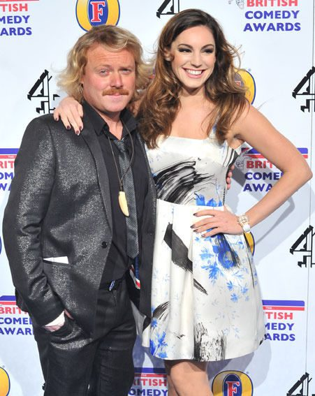 Kelly Brook will be joining Keith Lemon on Celebrity Juice in February