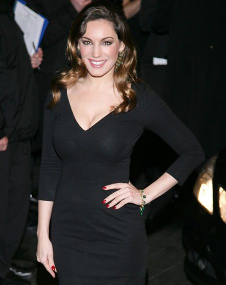 Kelly Brook will act as team captain with Holly Willoughby