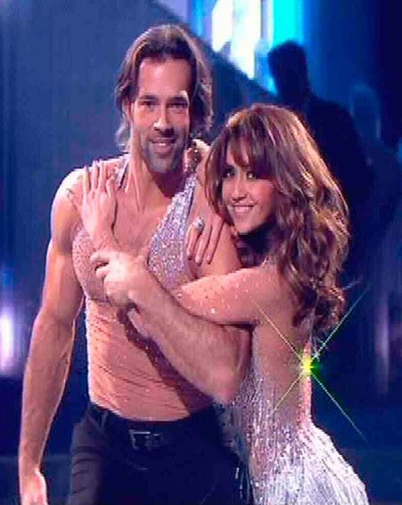 Samia Ghadie and Sylvain Longchambon have denied they're a couple