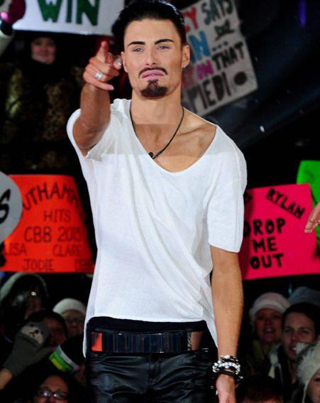 Rylan Clark has been crowned winner of Celebrity Big Brother 2013