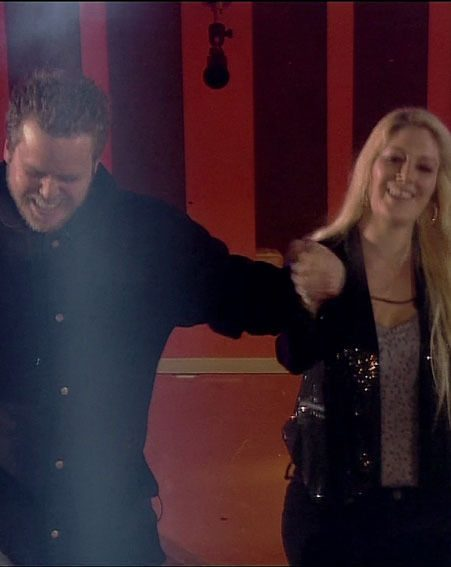 Heidi Montag and Spencer Pratt have admitted their CBB sex scenes were fake